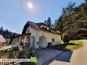 Otiški vrh - Šentjanž pri Dravogradu - samostojna hiša - April nepremičnine